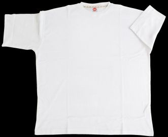 T-Shirt Basic white 4XL