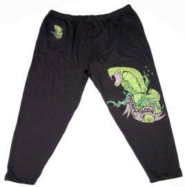 Jogging pants Viper green 2XL