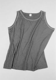 Sleeveless Top/Tank Top grey