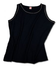 Sleeveless Top/Tank Top black 3XL