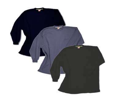 Box-Shaped Sweatshirt Multipack