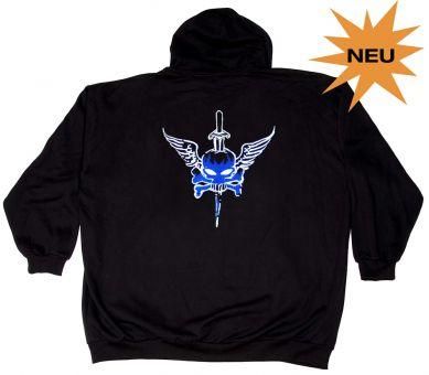 "Hooded Sweat Jacket ""Sword"""