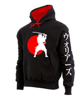 Hoodie Samurai 12XL
