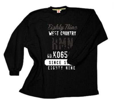 Sweatshirt Eighty Nine 12XL