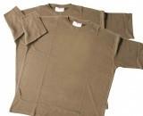T-Shirt Basic khaki twinpack