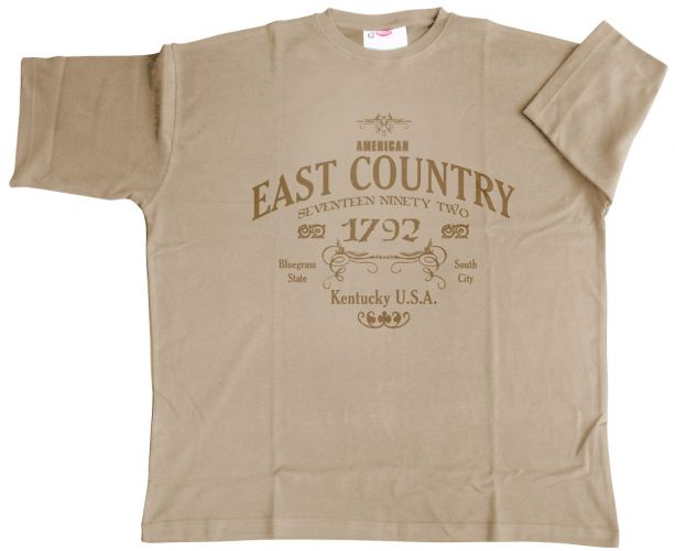 T-Shirt Kentucky sand 5XL