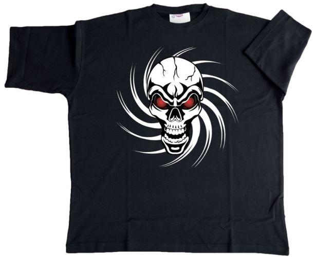 T-Shirt Skull 4XL