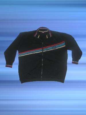 """Sweatjacket """"Stripes"""" 3XL"""