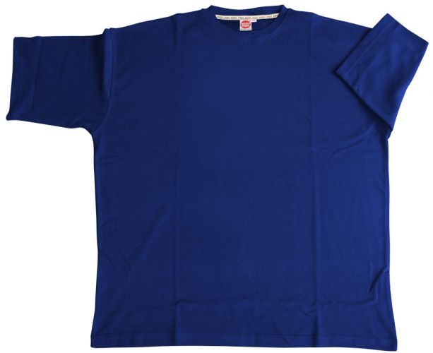 T-Shirt Basic royalblue 8XL