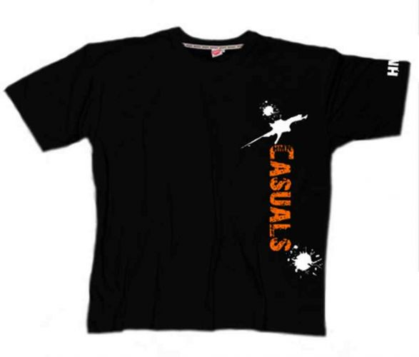 T-Shirt Casual - Blob 4XL
