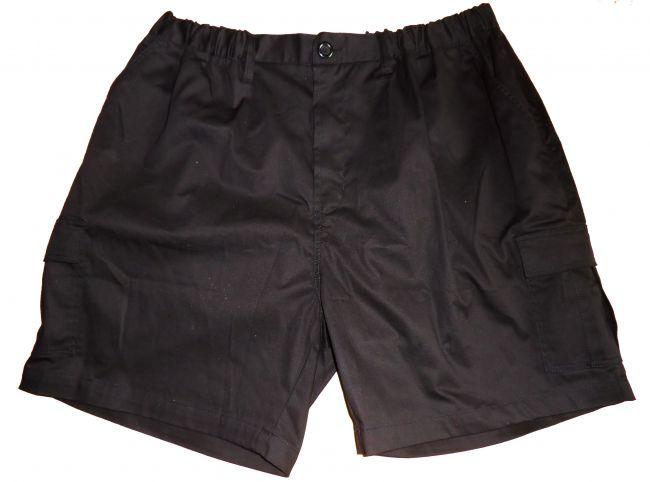 Cargo Bermuda black